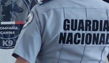 Guardia Nacional localiza 770 gramos de metanfetamina dentro de dos cuadro