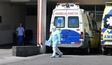 Informe epidemiológico registra 13.203 fallecidos entre confirmados y probables