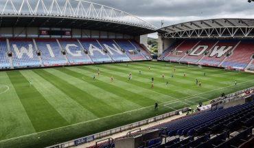 Inglaterra: Wigan Athletic anunció la quiebra por la pandemia de coronavirus