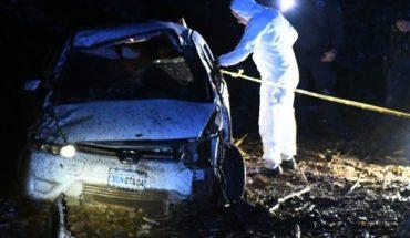 Joven de 19 años muere en volcadura en la carreteraNavolato - Altata