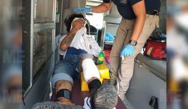 Joven queda herido al ser baleado en la Tenencia de Ario de Rayón, Zamora