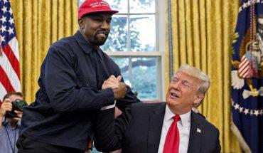Kanye West realizó su primer acto de campaña en Carolina del Sur