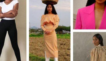 Karen Vega, la joven modelo Oaxaqueña que triunfa en la revista Vogue