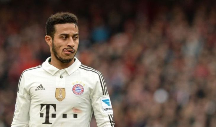 Kloop pretende robar a Thiago al Bayern