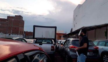 La nostalgia por ver el cine desde el auto