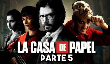 """La quinta temporada de """"La Casa de Papel"""" entra en rodaje: Netflix lo confirma"""