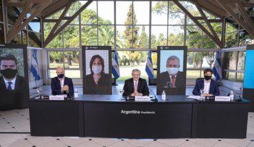 """Larreta anunció un """"plan integral y gradual de puesta en marcha"""" para la Ciudad"""