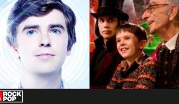 """Las películas y series de Freddie Highmore antes de """"The Good Doctor"""""""