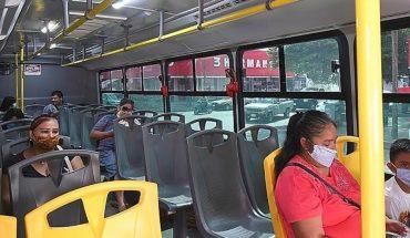 Llaman a acatar las medidas sanitarias ante contagio de choferes en Salvador Alvarado