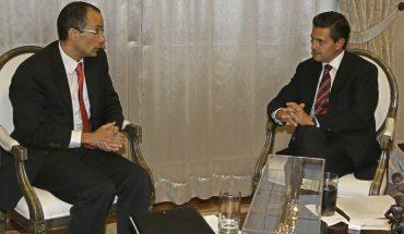 Los más altos ejecutivos de Odebrecht cabildearon a favor la reforma energética de Peña Nieto