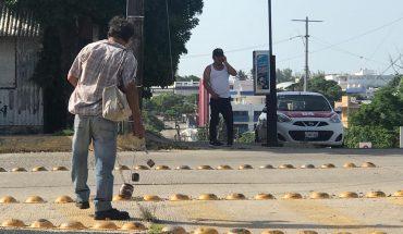 Malabareando la vida en las calles porteñas de Coatzacoalcos, Veracruz