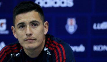"""Matías Rodríguez: """"Queremos el mayor tiempo de preparación posible"""""""