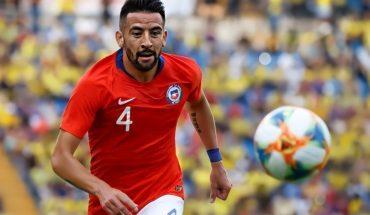 "Mauricio Isla habló de la chance de llegar a Boca: ""No es un tema de plata"""