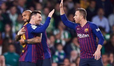 Messi aprueba la salida de Arthur