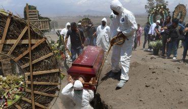 México es el tercer país con más muertes por COVID-19
