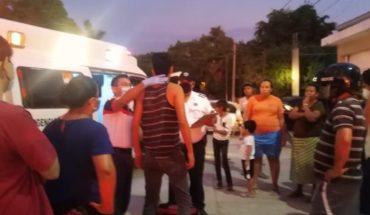 Motociclista resulta herido en choque en El Macapul, Ahome