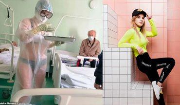 Nadezhda Zhúkova, de enfermera a modelo profesional