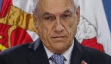 Piñera se queda sin margen de acción