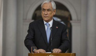 """Presidente Piñera anunció el pago a nuevos beneficiarios del Ingreso Familiar de Emergencia y aseguró que """"vamos a dar a conocer nuevos beneficios"""""""