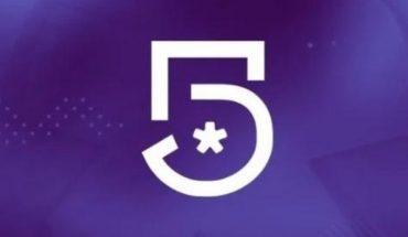 Programación de tv Canal 5 de hoy viernes 10 de julio