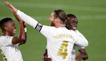 Ramos le responde a Piqué