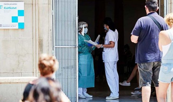 Rebrotes de Covid-19 complican a Europa: Francia y España viven un fuerte repunte en los contagios