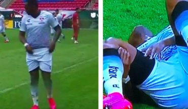 """Redes sociales """"alegran"""" por lesión de Renato Ibarra; """"fue karma"""", aseguran"""