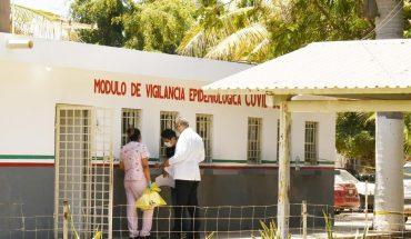 Reducen solicitudes para pruebas de Covid-19 en la Jurisdicción Número Uno en Sinaloa