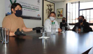 Refuerza coordinación Policía Morelia con CEEAV para atención integral a víctimas de delito