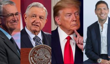 Ricardo Salinas Pliego y Carlos Hank González acompañarán a AMLO a la cena con Donald Trump