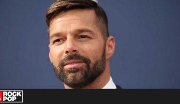 Ricky Martin comparte tierna fotografía junto a su esposo y sus cuatro hijos