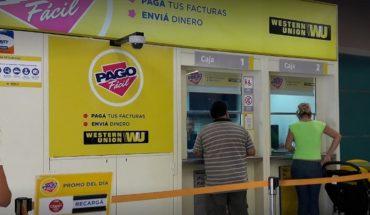 Robaron 6 millones de pesos a un local de pago de servicios