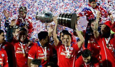 Se cumplen 5 años de la primera Copa América de Chile
