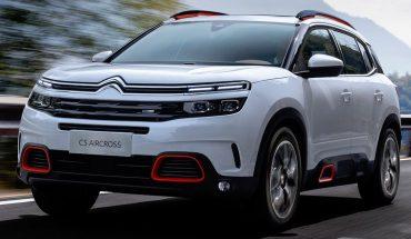 Se presentó el Citroën C5 Aircross en la Argentina