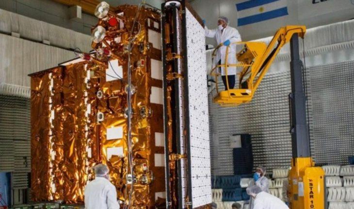 Se retrasó el despegue del satélite argentino Saocom 1B