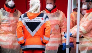 Segunda ola de contagios en Alemania: más de 800 diarios