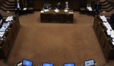 Senado suspendió sesiones de los viernes por estrés de funcionarios