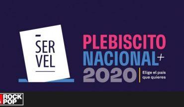 Servel publica padrón electoral para el Plebiscito 2020 — Rock&Pop