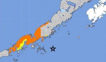 Sismo de 7.8 grados causa alerta de Tsunami en Alaska; hay evacuados