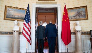 Trump ya tiene su guerra: China