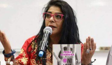 Tunden en redes a Frida Guerrera, periodista y defensora de los derechos humanos