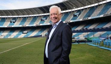 Victor Blanco deslizó la posibilidad de que algunos equipos entrenen antes