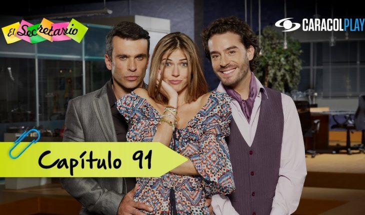 Capítulo 91: Paola impide que Mario cometa una locura - Caracol Televisión