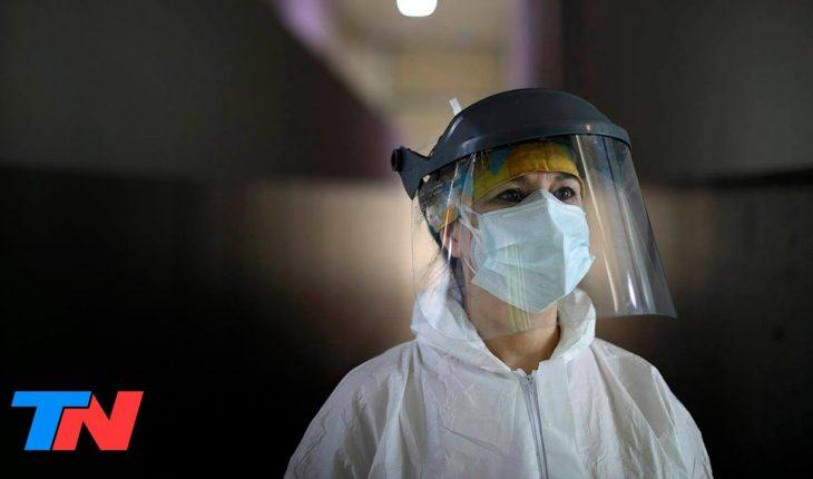 Coronavirus en la Argentina | Otro día récord: hubo 6377 nuevos casos y 153 fallecimientos en 24hs