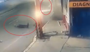 Video. Cuatro muertos deja choque en la carretera México-Pachuca