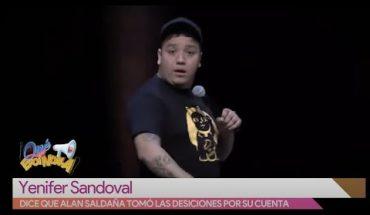 El comediante Alan Saldaña se vuelve viral por problemas de pensión | Vivalavi