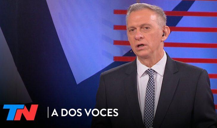"""La bomba de las 23: """"Supervisores para Bullrich""""   A DOS VOCES"""