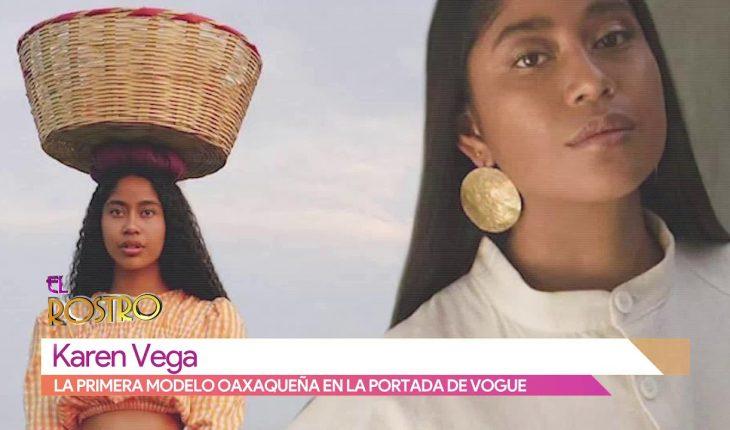 La primera oaxaqueña en aparecer en la portada de Vogue | Vivalavi