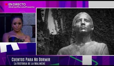 La verdadera historia de 'La Malinche'   Adrián Marcelo Presenta