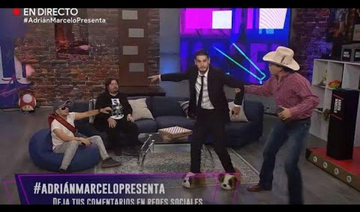 Leandro Ríos, el experto en arreglar corazones  Adrián Marcelo Presenta